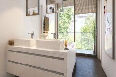 Waschtischarmatur-mit-zwei-Waschbecken-Schreinerei-Badmoebel-Muenchen