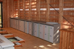 Sortiersystem aus Holz