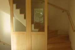 Fall und Sturzsicherung aus Holz und Glas