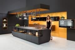 München -  Küchen  Möbel und Design von  Tinos-nero-ingo-Phoenix rost-patina