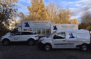Schreinerei Fuhrpark in München plaschke-schreiner transporter in Ismaning
